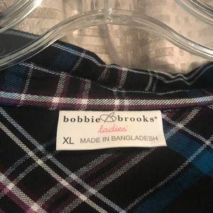 Bobbie Brooks Shirt Dress NWT